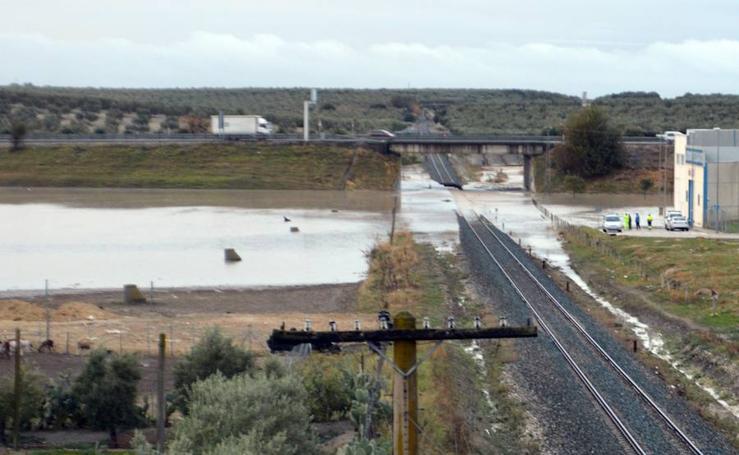 En imágenes, descarrila el tren Málaga-Sevilla con una veintena de heridos,