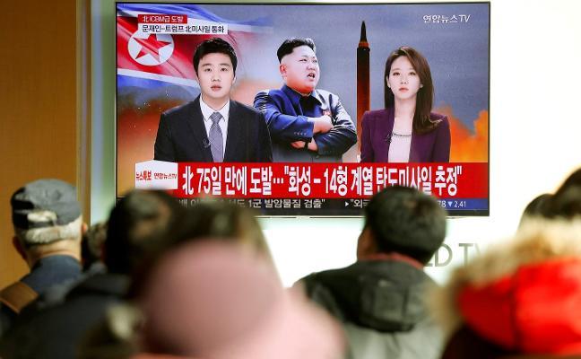 Corea del Norte ya tiene todo Estados Unidos a tiro