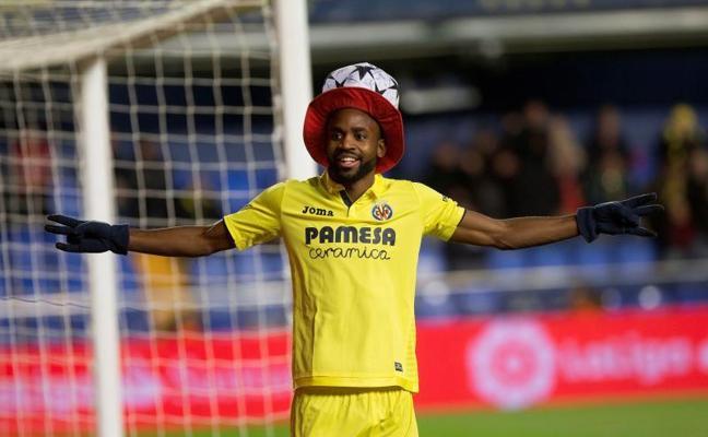 El Villarreal pasa a octavos con goleada