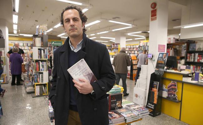 Rafael García Maldonado: «Me interesa el duelo que surge entre razón e instinto»