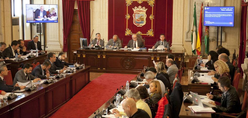 Directo | El pleno rechaza el dictamen de la comisión que aprobó cambiar el nombre de la avenida Carlos Haya