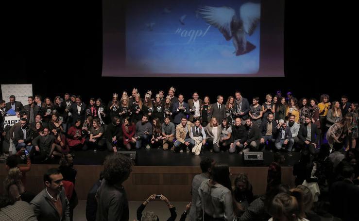 Los premios Agripina, en Málaga