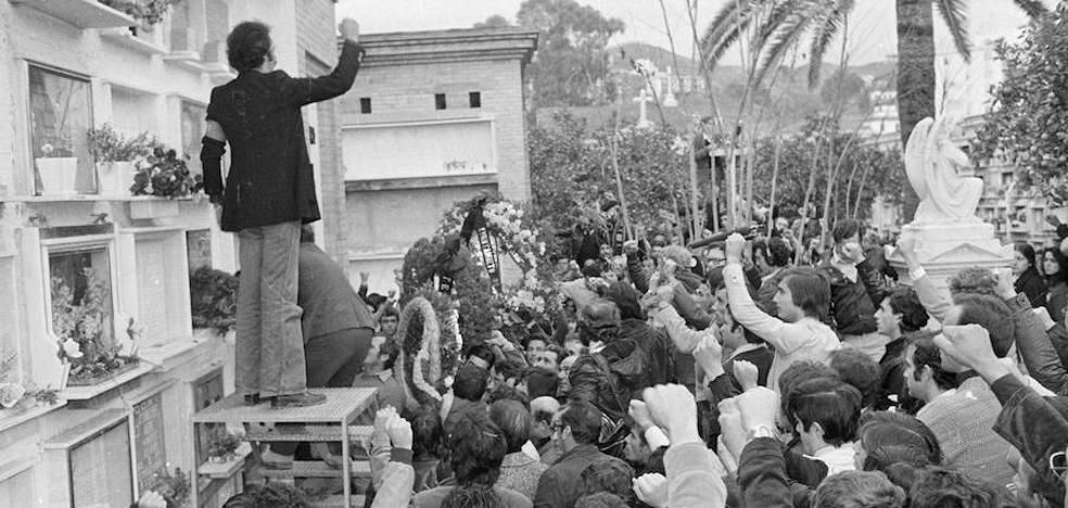 Testimonios del 4 de diciembre de 1977 y la muerte de Manuel José García Caparrós