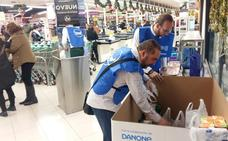 Arranca la sexta Gran Recogida de Bancosol en los supermercados malagueños