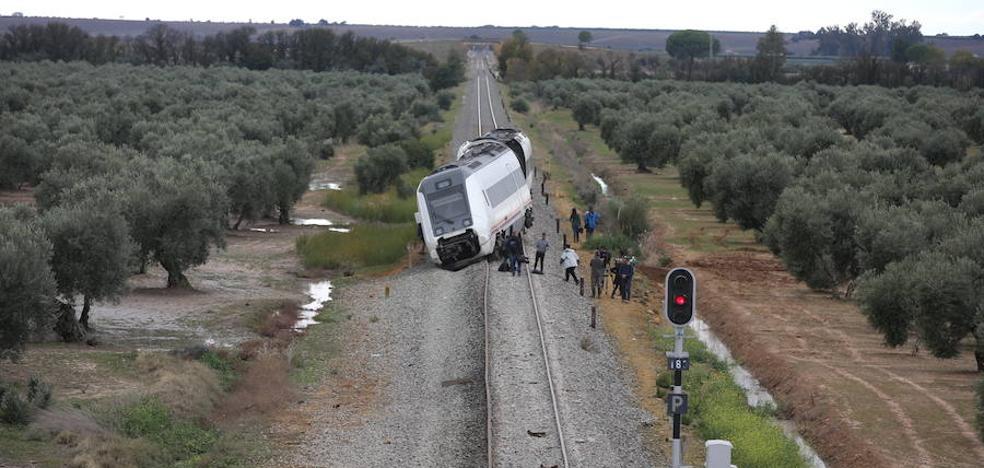 Adif tiene previsto abrir este sábado al tráfico ferroviario la vía de Arahal
