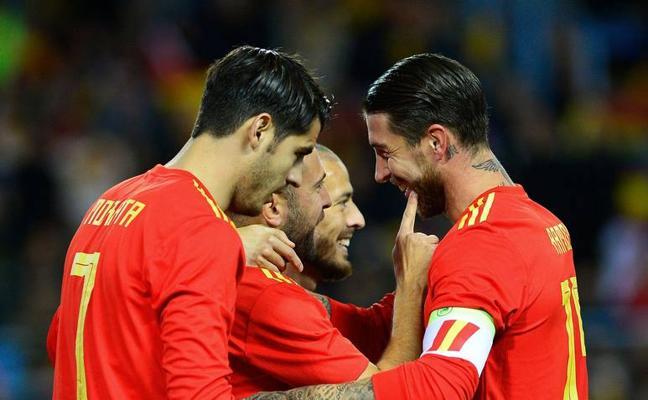El camino de España hacia una hipotética final