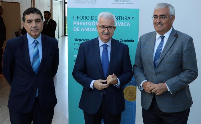 La situación de Cataluña, a debate en el II Foro de Coyuntura y Previsión Económica de Andalucía