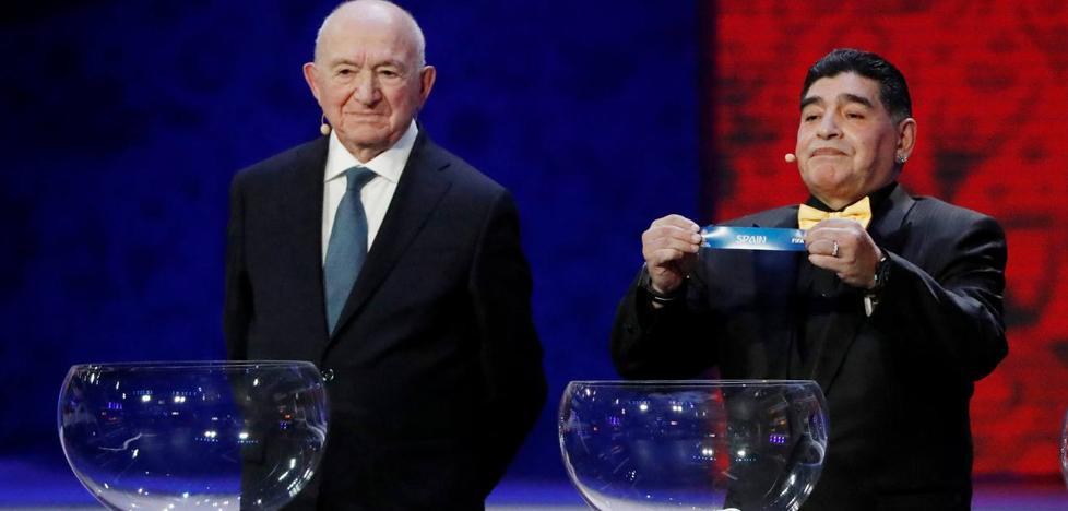 España debutará en el Mundial ante Portugal