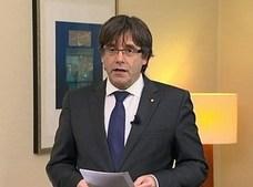 Puigdemont, a los exconsejeros: «Haced lo que haga falta» para salir de prisión