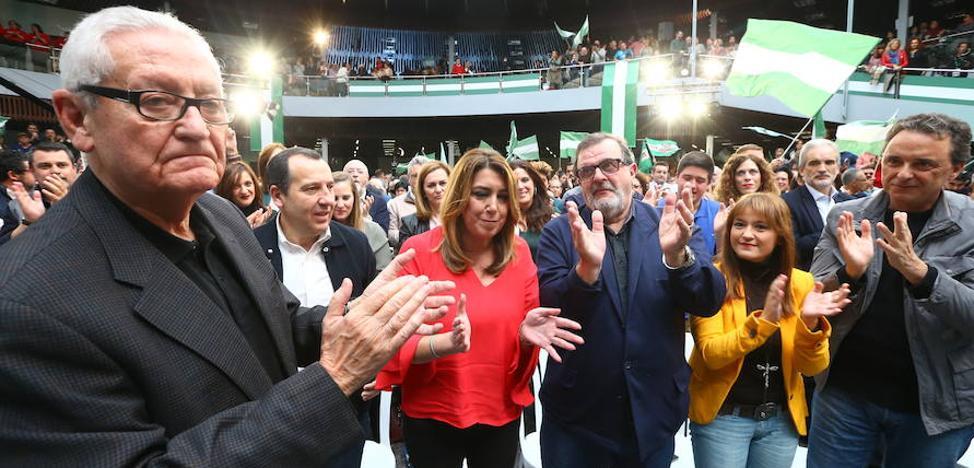 Susana Díaz reivindica una reforma constitucional «sin privilegios»