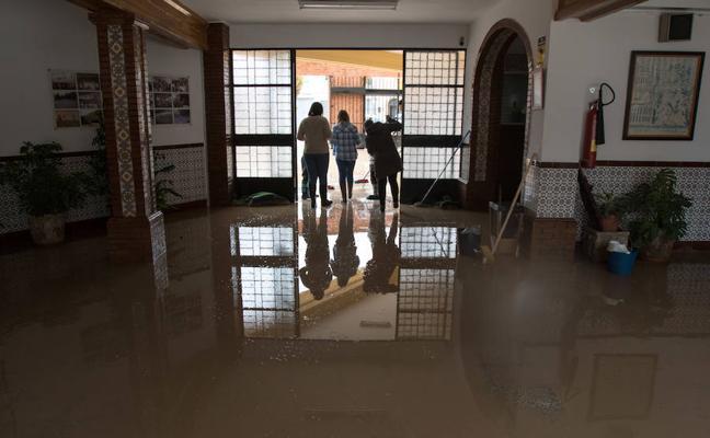Campillos consigue volver a la normalidad tras los daños causados por las lluvias