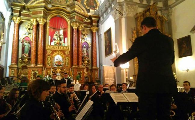 La Banda Municipal de Música celebra un concierto por Santa Cecilia