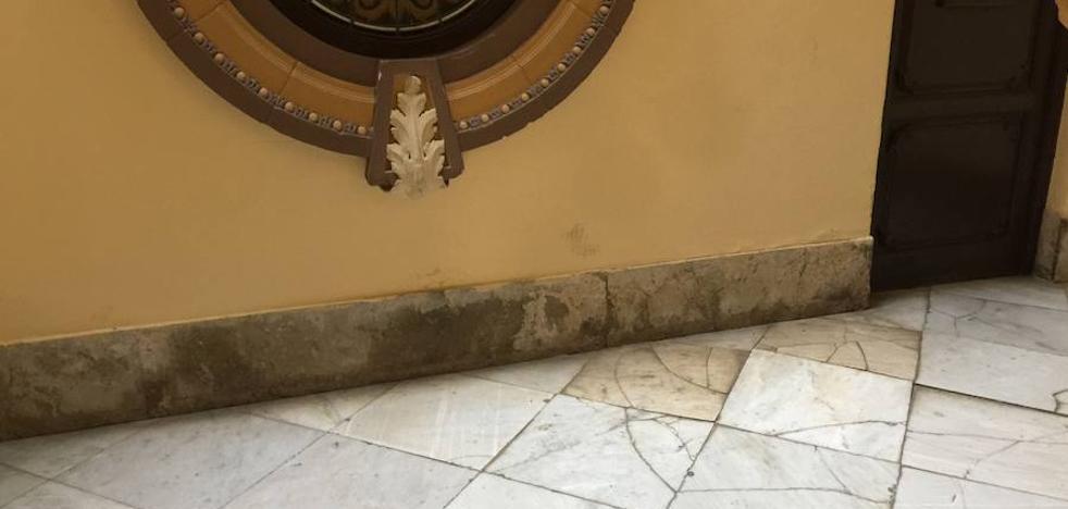 Unanimidad para rehabilitar la sede del Ayuntamiento de Málaga