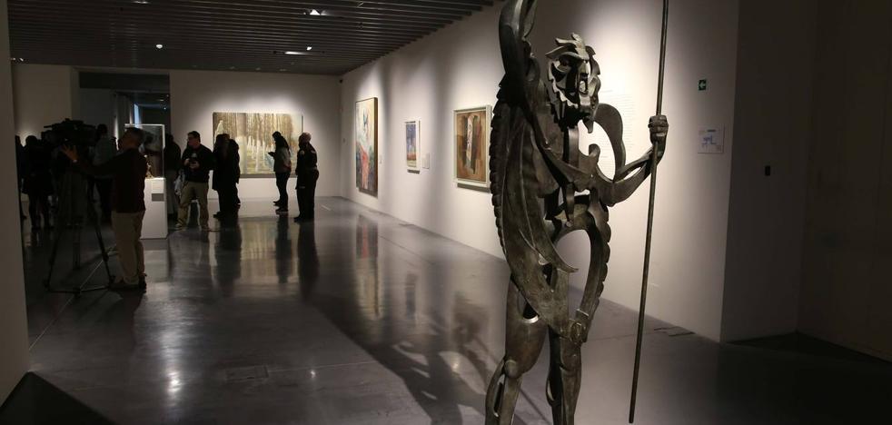 El Pompidou Málaga enfila el medio millón de visitantes
