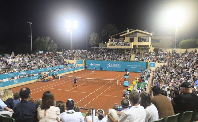 Marbella recluta voluntarios para la Copa Davis