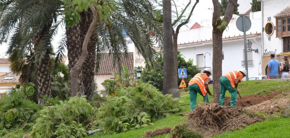 El desempleo sube por cuarto mes consecutivo en Marbella