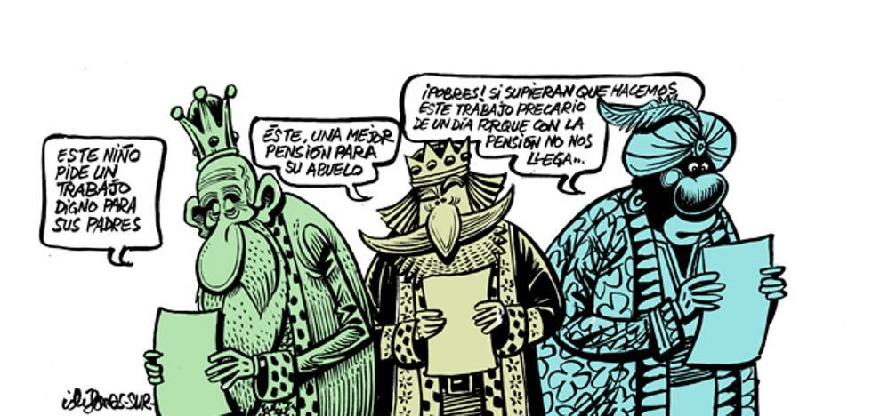 La viñeta de Idígoras (05|12|2017)
