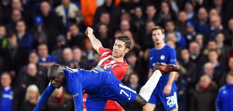 El Atlético pretende coger impulso en la Liga Europa