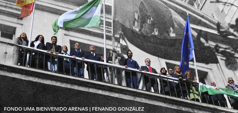 Málaga enmienda un error histórico