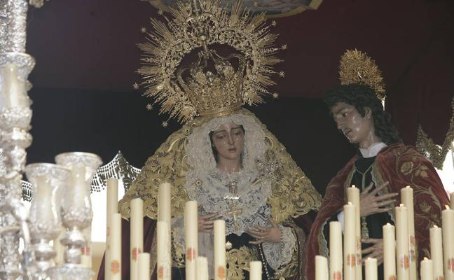 La Virgen de la Merced saldrá en rosario extraordinario en 2018