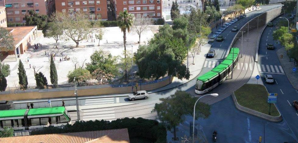 La Junta ya tiene vía libre para licitar las obras del metro de Málaga hasta el hospital Civil