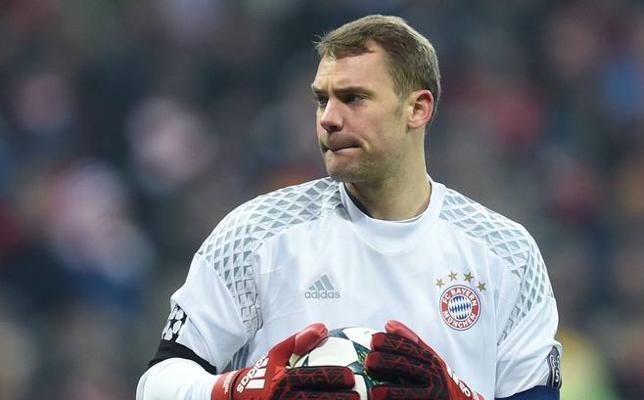 Neuer, mejor portero del mundo para 'France Football'