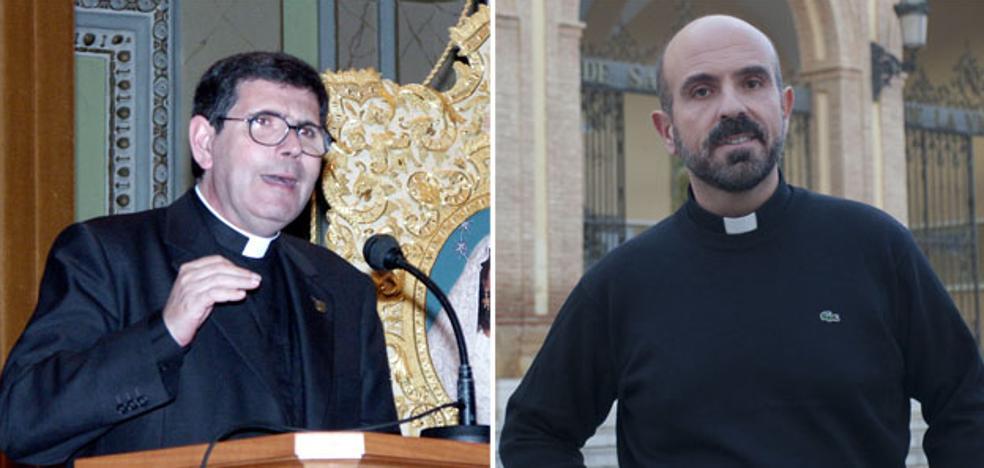 El obispo nombra dos nuevos vicarios generales para la diócesis de Málaga