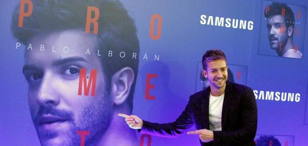 Pablo Alborán suma un nuevo concierto en Málaga en el inicio de su gira 'Prometo'