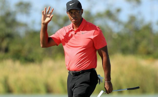 Woods regresa a la competición