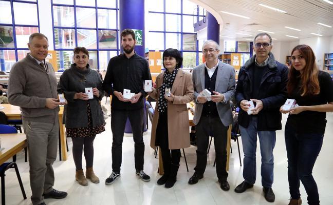 La UMA inaugura en la biblioteca de Ciencias su primera tecnoteca