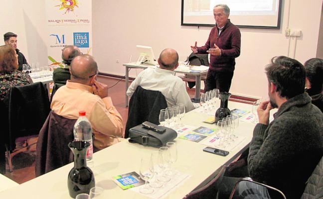 Un curso sobre enoturismo pone en valor los vinos de la Serranía