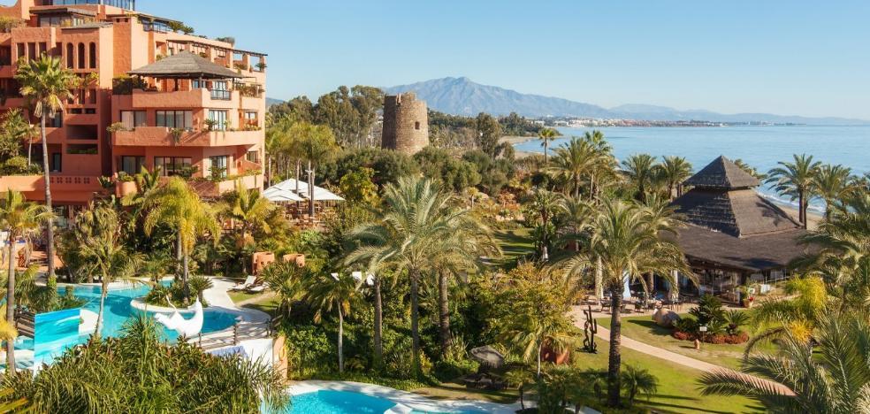 El Kempinski de Estepona invierte casi cuatro millones de euros en reformar el hotel y cerrará dos meses
