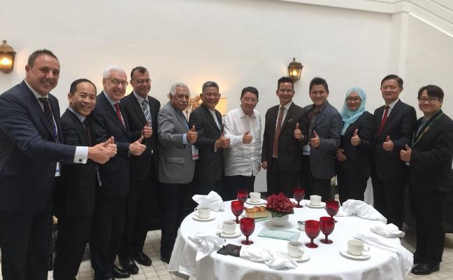 Málaga participa en Malasia en una cumbre de la OMT sobre los destinos urbanos