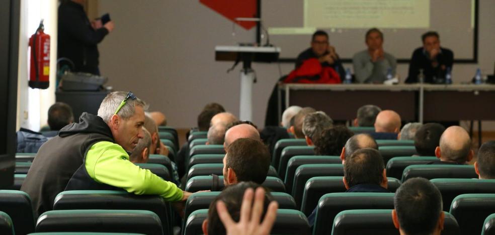 Los bomberos de Málaga: un año de conflicto sin el más mínimo avance
