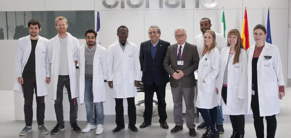 La Universidad de Málaga atrae talento del resto del mundo