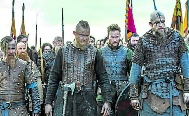 Los 'Vikingos' vuelven a TNT