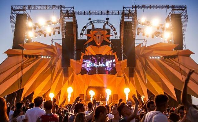 Los Álamos Beach Festival se muda a Estepona