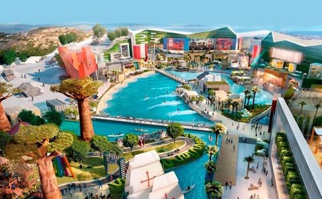 Hammerson compra Intu y mantiene el proyecto de un gran parque comercial en Torremolinos