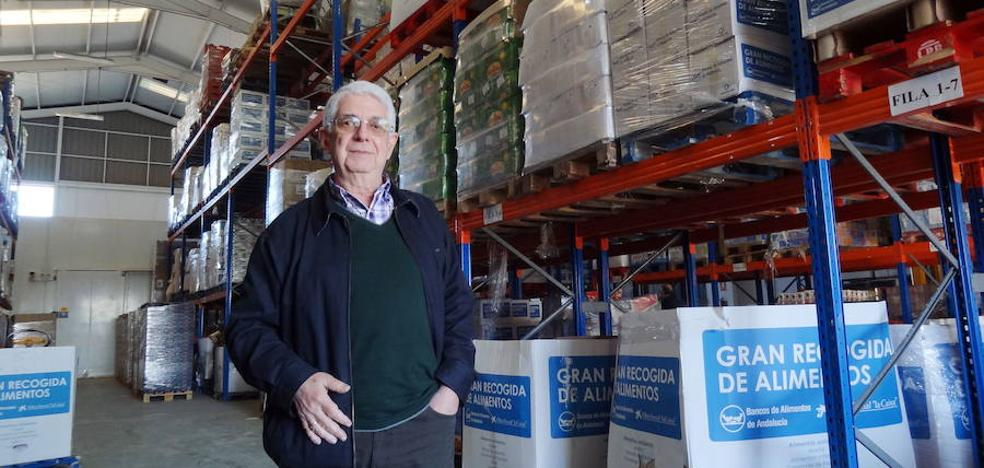 Fallece Javier Peña, presidente de Bancosol, a los 75 años de edad