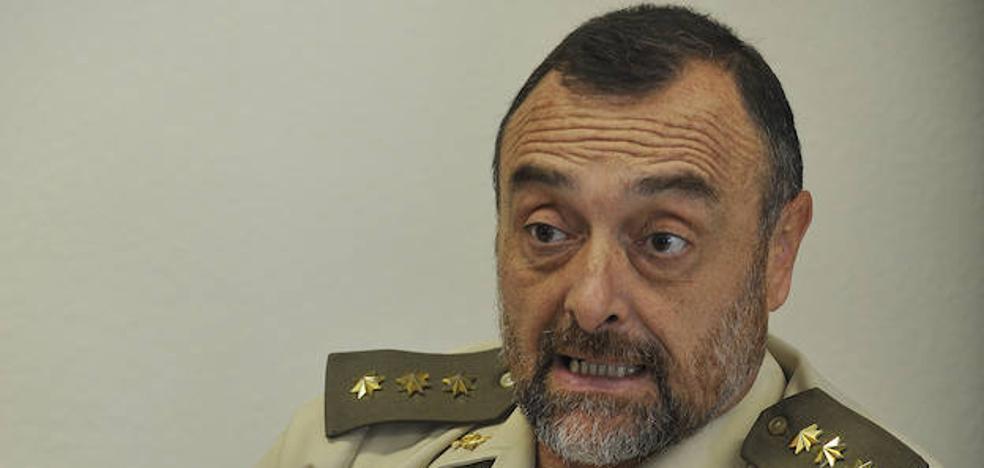José Antonio Leiva Lobato: «Málaga es una de las provincias punteras en cuanto a reclutamiento»