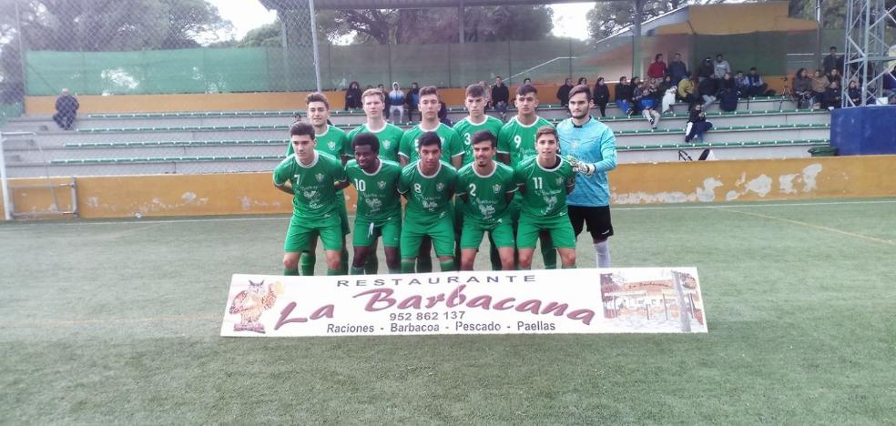 El Tiro Pichón se impone al Arenas de Armilla por 2-0 y se coloca cuarto en la tabla clasificatoria