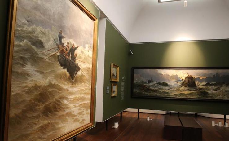 Así es el Museo de la Aduana de Málaga por dentro