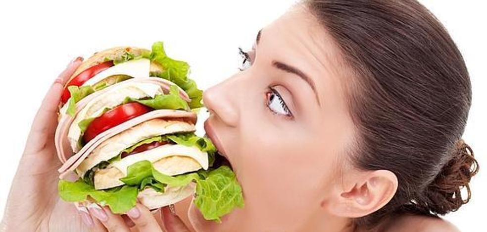 ¿Es sano comer cinco veces al día?