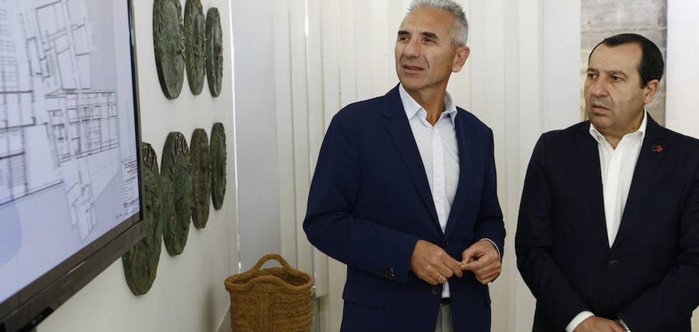 Cultura anuncia la reanudación de las obras en el museo de los Dólmenes