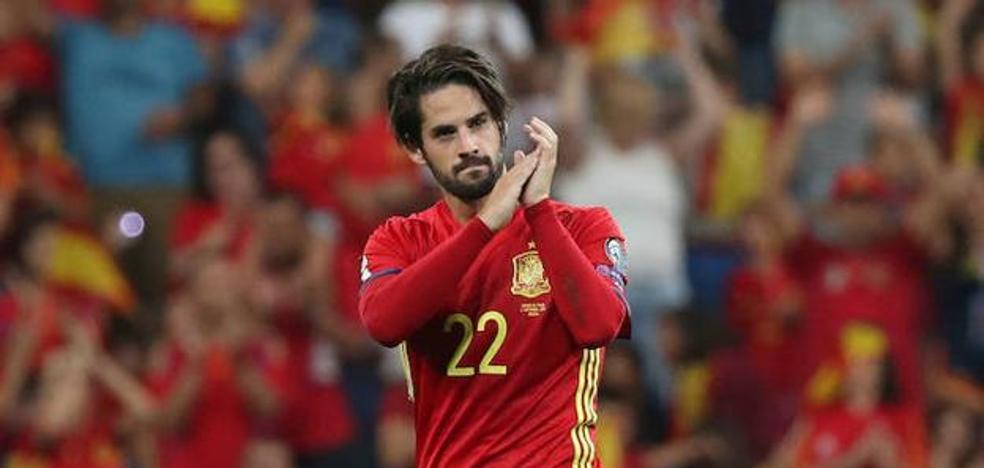 Isco, el segundo español en el Balón de Oro