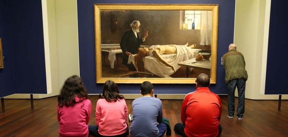 El Museo de Málaga activa sus servicios pendientes en su primer aniversario