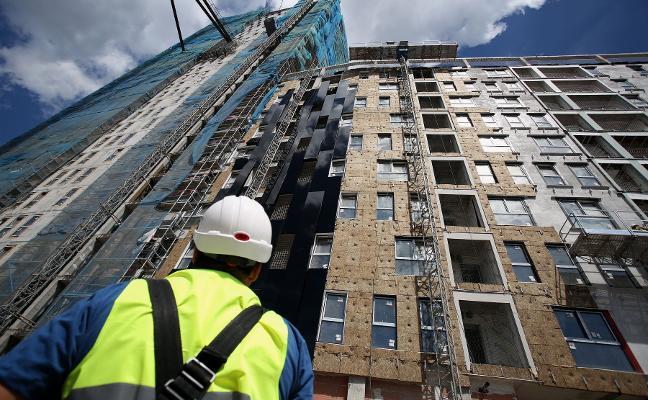 La vivienda sube de precio a niveles no vistos desde el inicio de la crisis