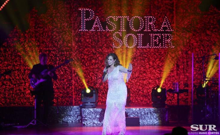Pastora Soler regresa a los escenarios en Málaga