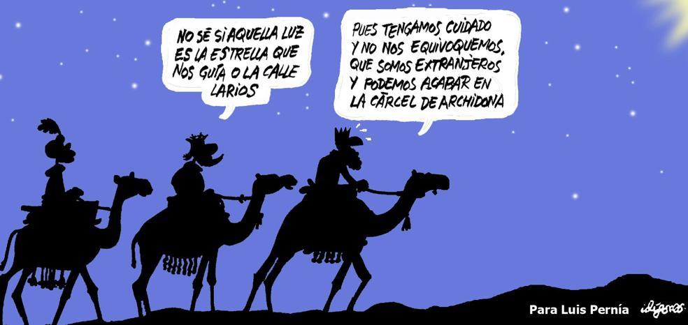 La viñeta de Idígoras (08/12/2017)
