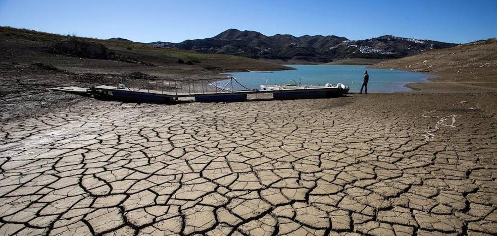 «Tendría que llover sin parar durante dos meses para resolver la sequía en España»